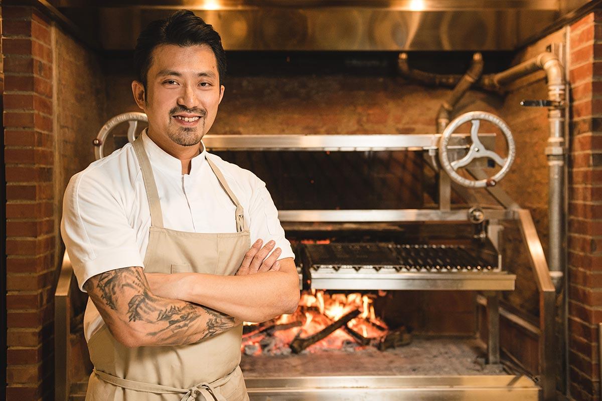 Chef Lam Ming Kin